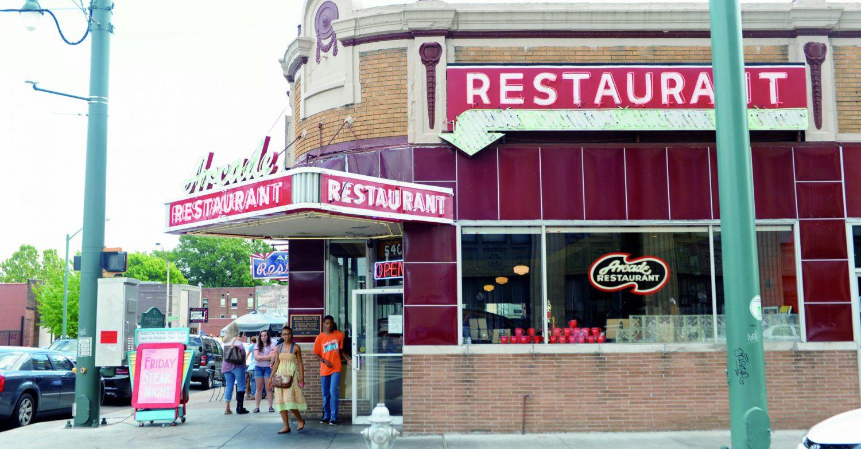 DINER #5「Arcade Restaurant」