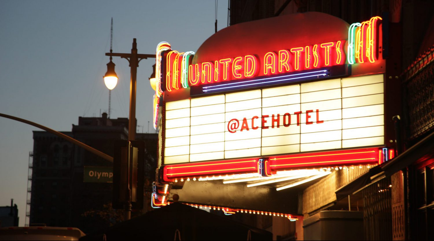 HOTEL #7 「ACE HOTEL」
