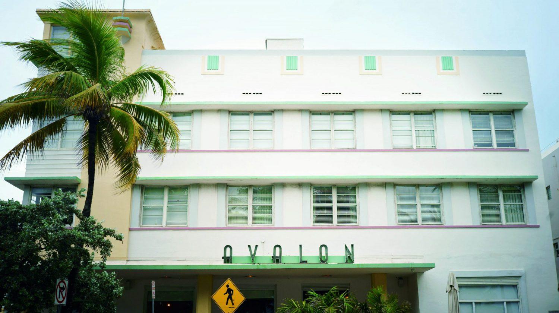 マイアミビーチに行ったらアールデコ建築のホテルに泊まりたい!