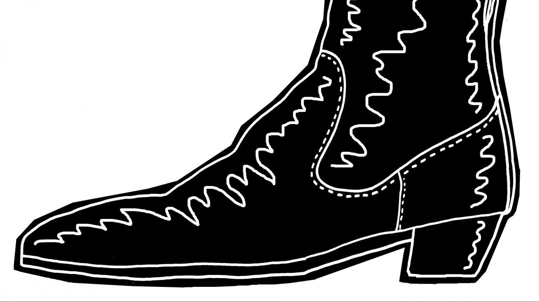 my shoes vol.06<br>沼能 章人のブーツ