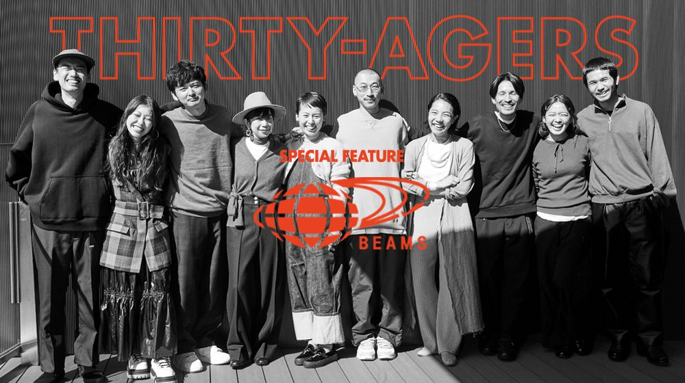 THIRTY-AGERS X BEAMS / WORKERS VOICE