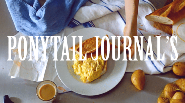 From A Tea Break To Daydream of Breakfast with Lauren vol.1