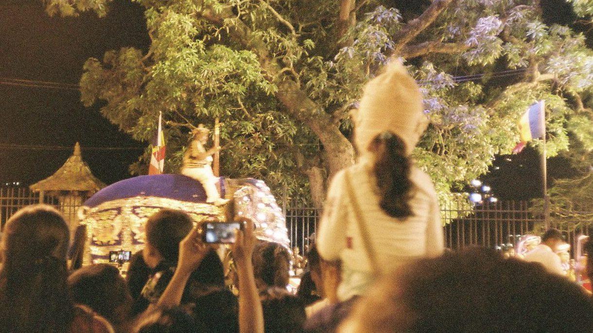 ペラヘラ祭り。