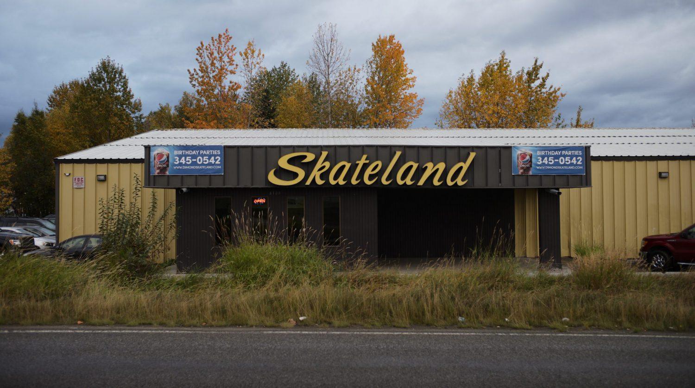 Skate Land