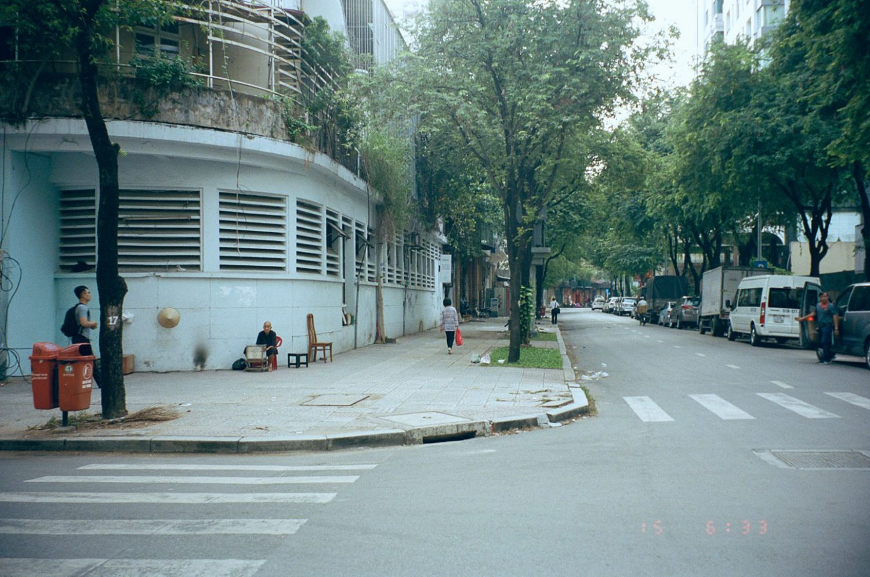 ぼくの行きたい町。at Vietnam