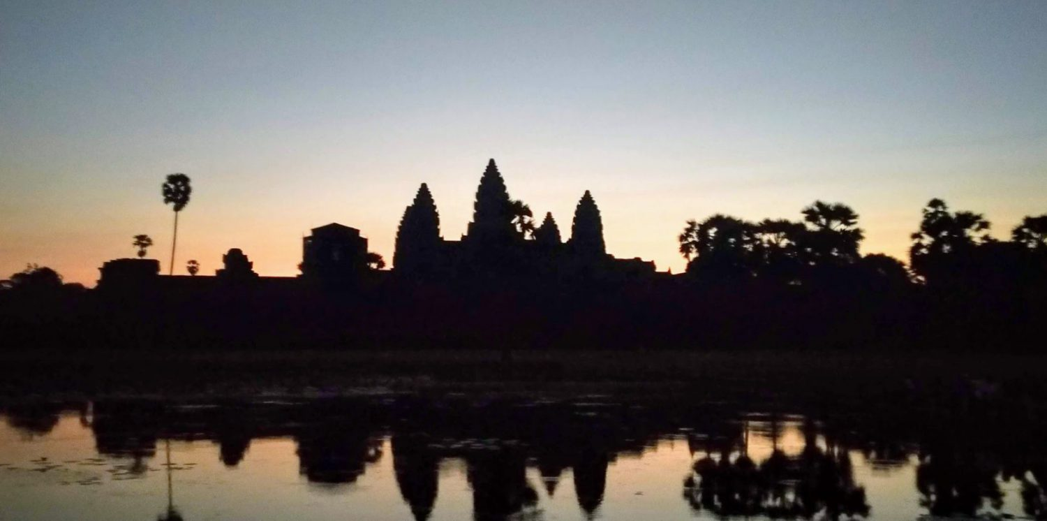 A Night in Siem Reap