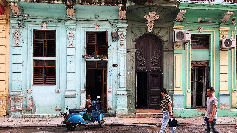 優しいキューバの人たち。